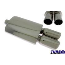 Sport kipufogó dob TurboWorks 44 2,5